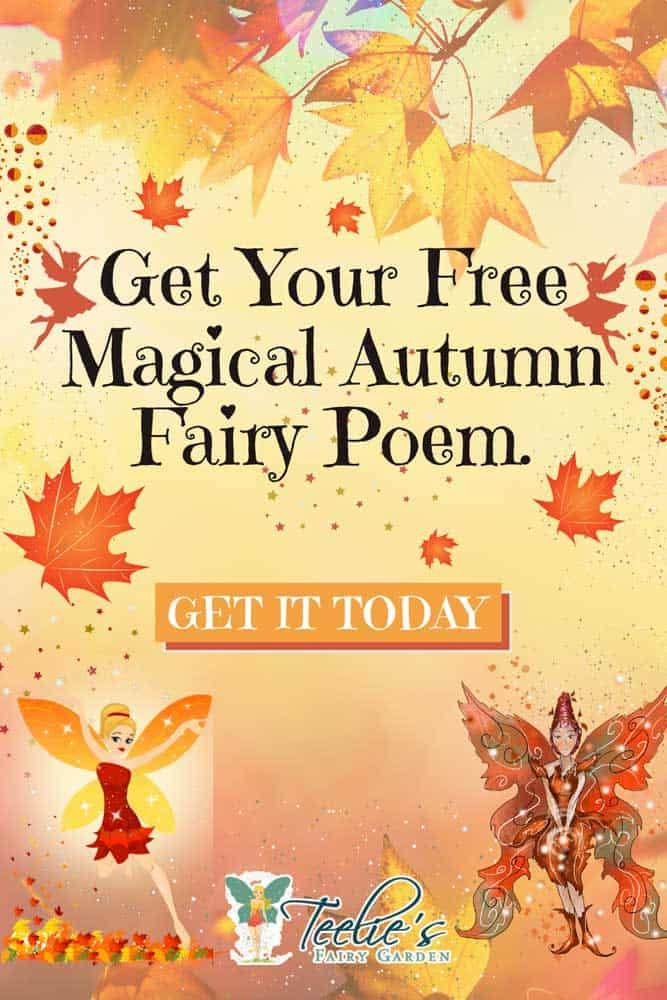 Fairy Poem Banner