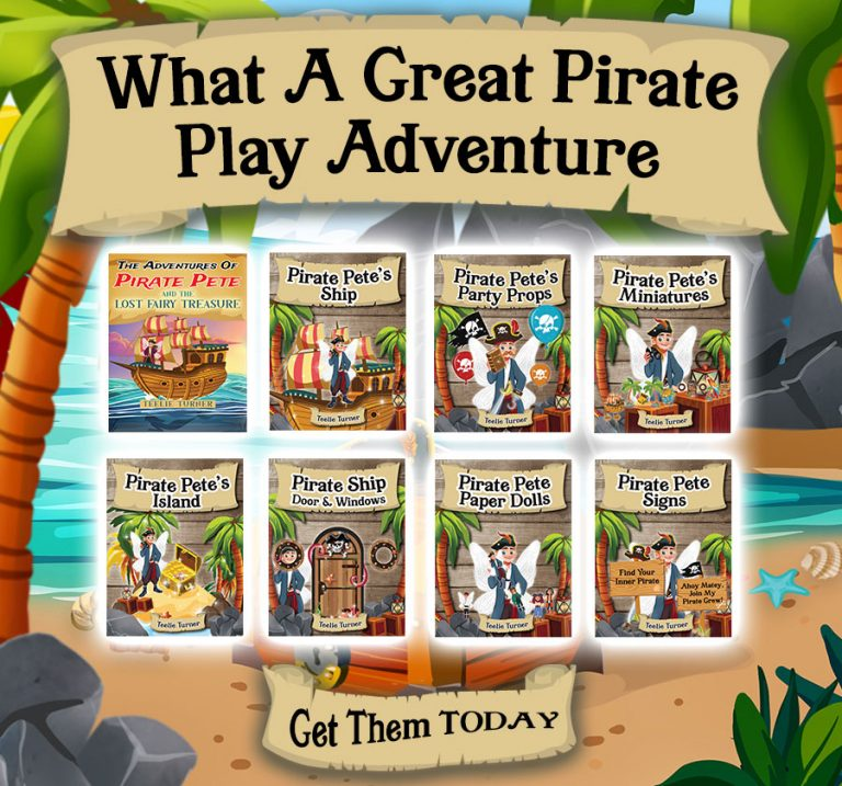 what a great pirate play adventure