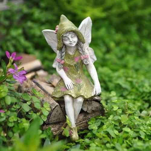 сезон дождей скульптура фея для сада своими руками фото где можно