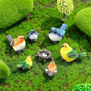 birdhouse birds