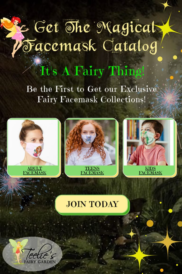 Fairy Facemask Facebook Banner