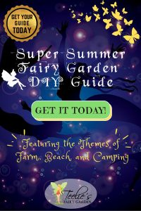 Summer Diy Fairy Banner Sidebar