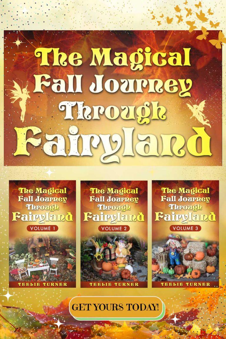 The Magical Fall Journey Through Fairyland Pinterest Banner
