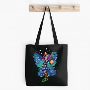 Issy's Fairy Halloween Party Tote Bag