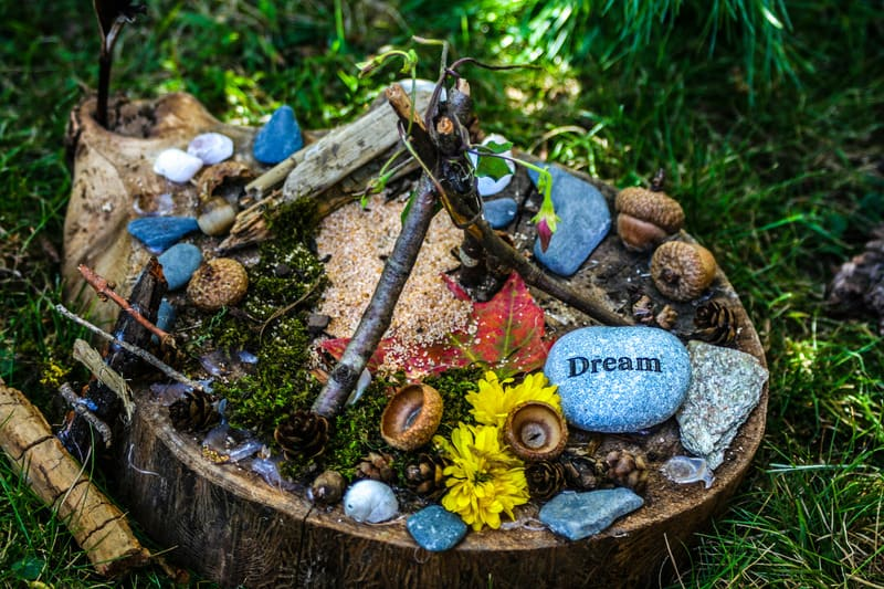 fairy dream garden