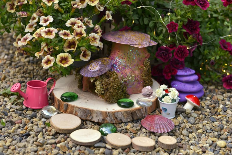 Enjoy Time Inside With the Fairies