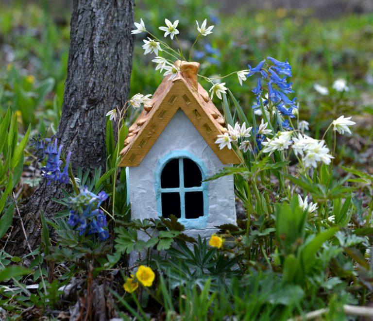 Fairy Gardens for Mom