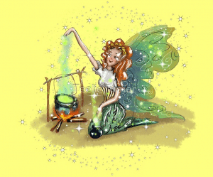 Camping Fairy
