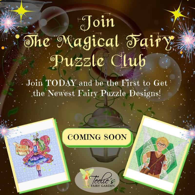 Fairy Puzzle Club
