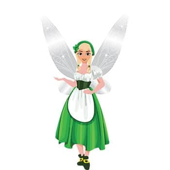 Stacia The St. Patrick's Day Fairy