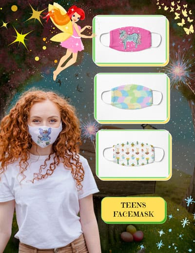 Teens Masks