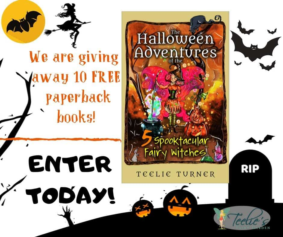 Giveaways Witches