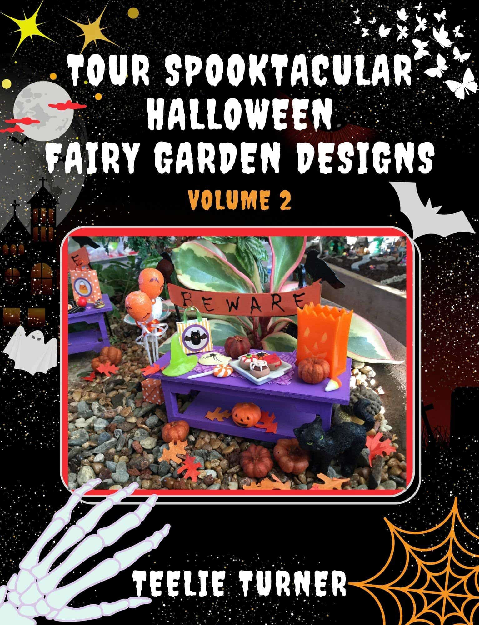 Kindle Of Vol.2 Halloween Etsy Photo Book 8.625x11.25