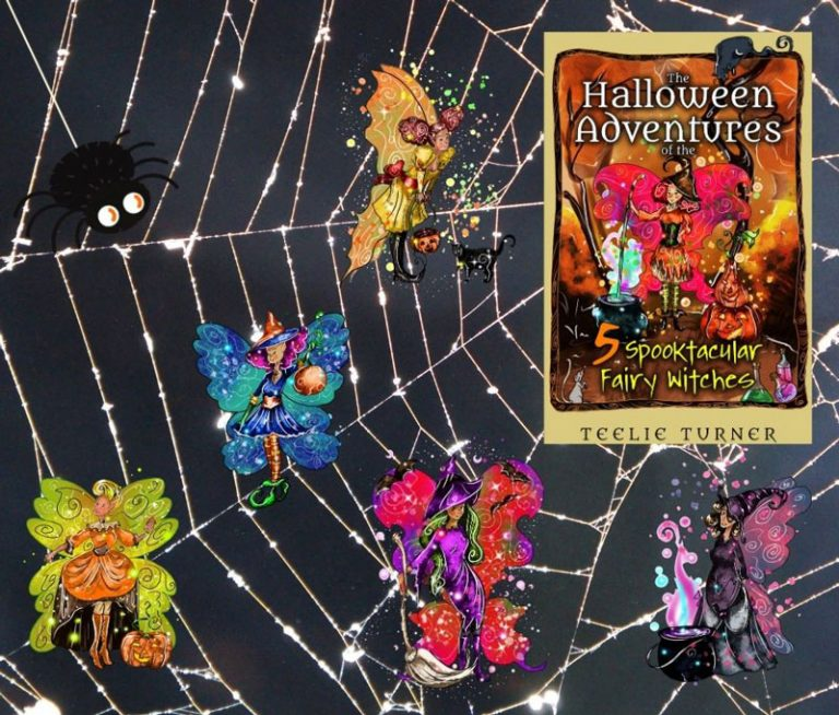 Meet The 5 Spooktacular Fairy Witches