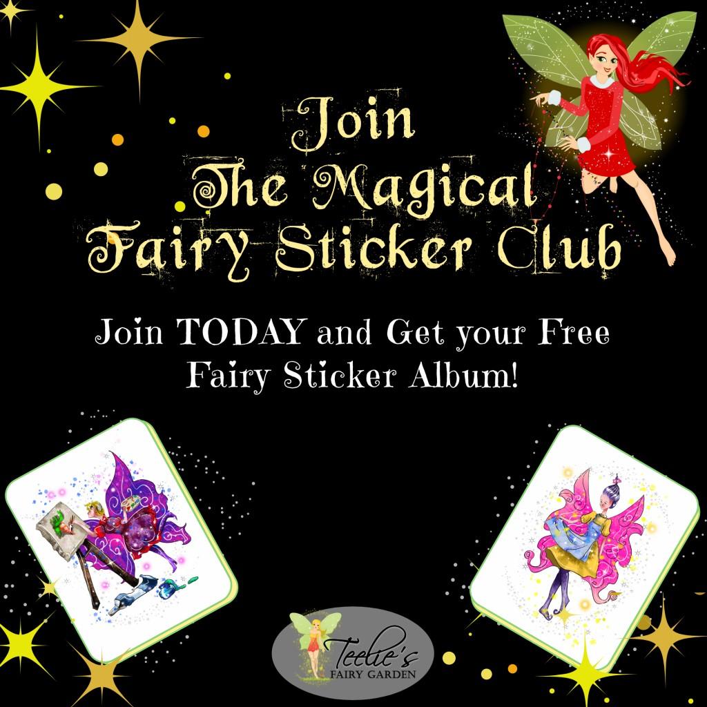 The Magical Fairy Sticker Club