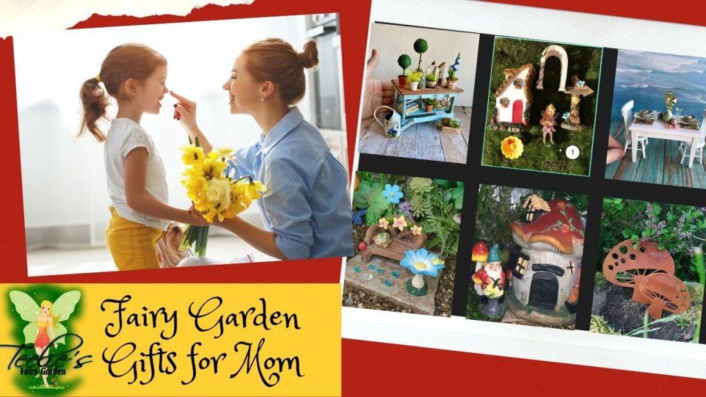 Fairy Garden Gift Mom