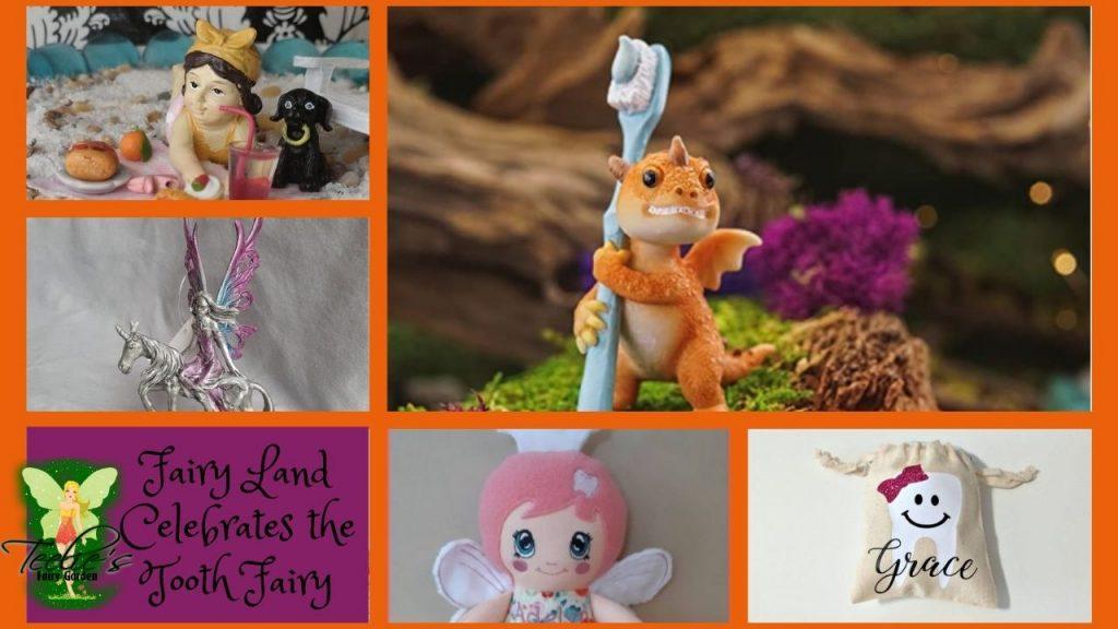 Fairy Land Celebrates The Tooth Fairy