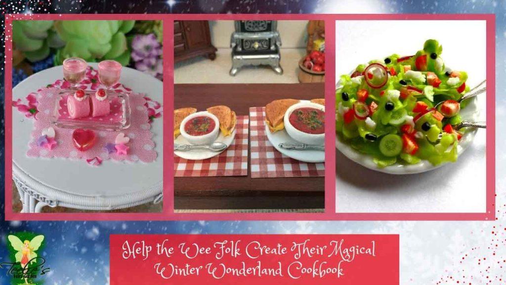 Help The Wee Folk Cookbook