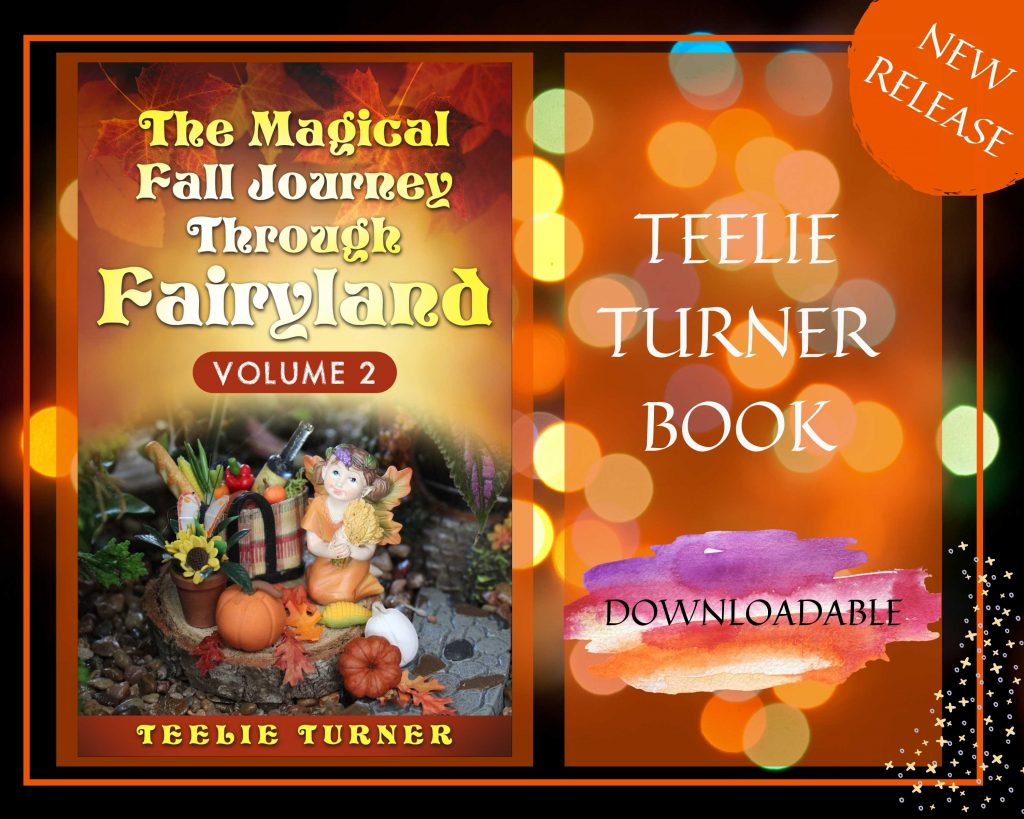 Etsy Cover The Magical Fall Vol 2
