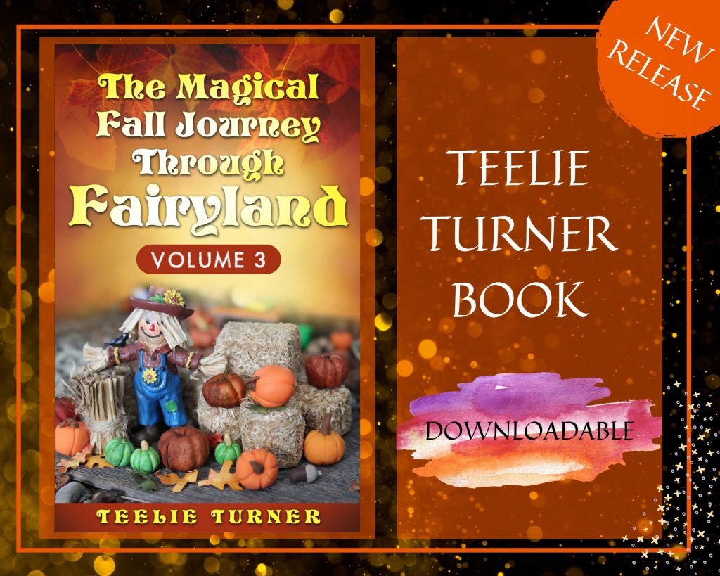 Etsy Cover The Magical Fall Vol 3