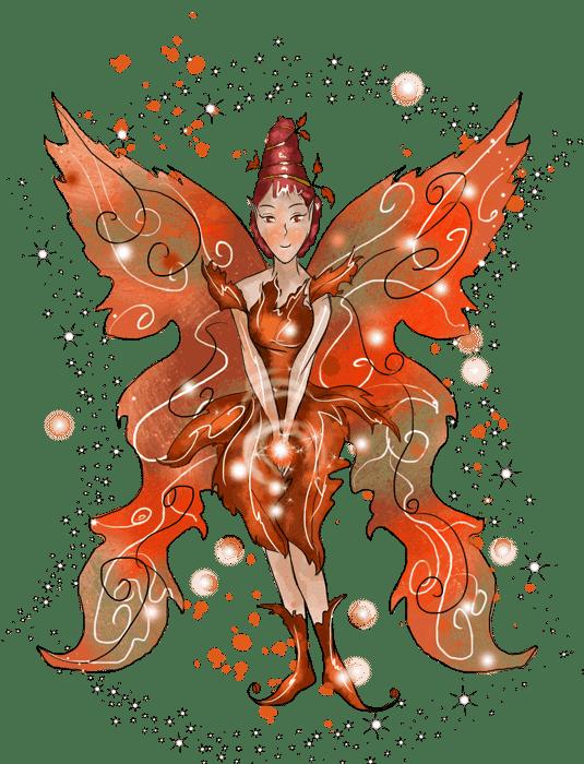 Faylin The Fall Fairy