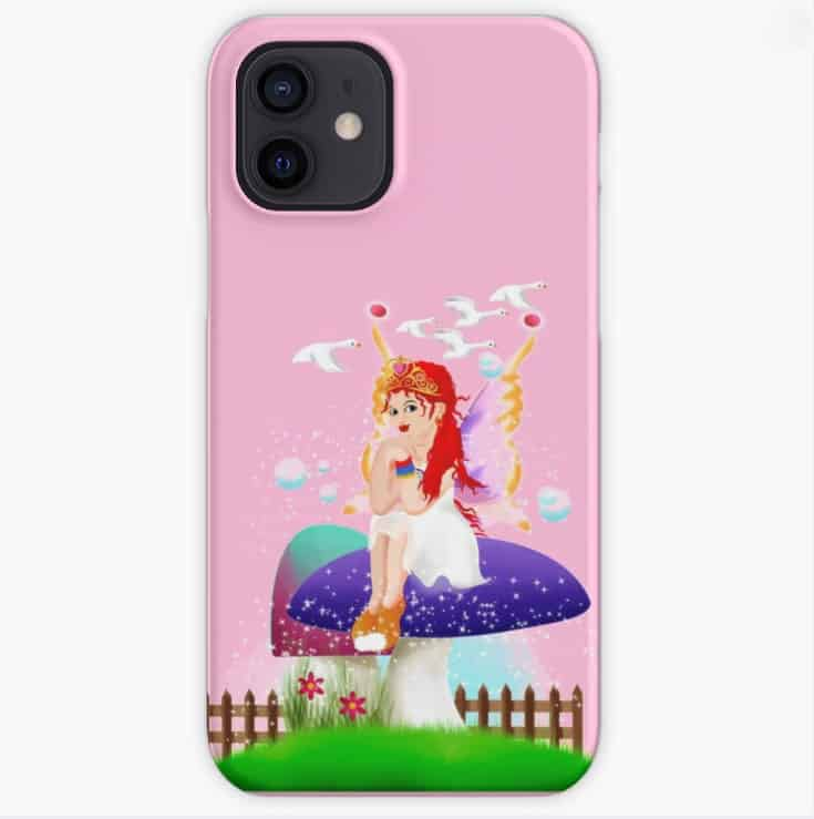 Chime The New Year's Fairy™ Iphone Case & Cover