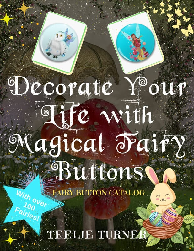 The Magical Fairy Button Catalog