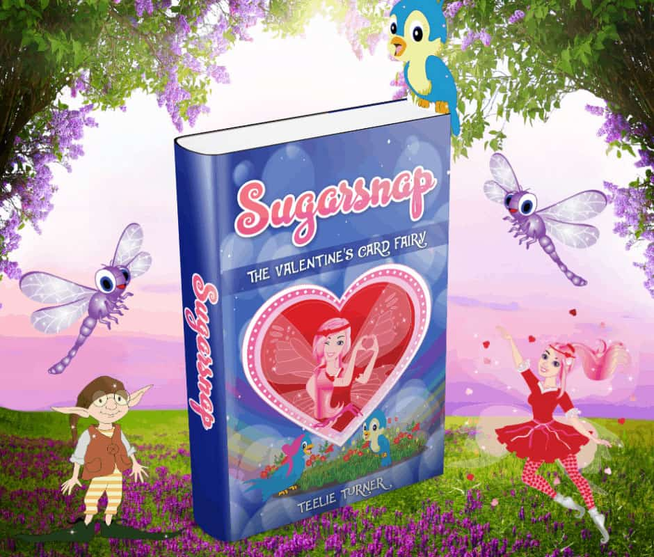 Meet Some Magical Valentine's Fairies