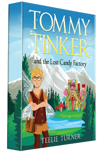 Tommy Tinker And The Lost Candy Factory