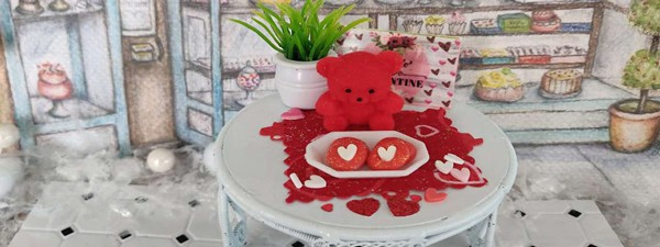 Its A Teddy Bear Valentines Day Party At The Sweet Shop