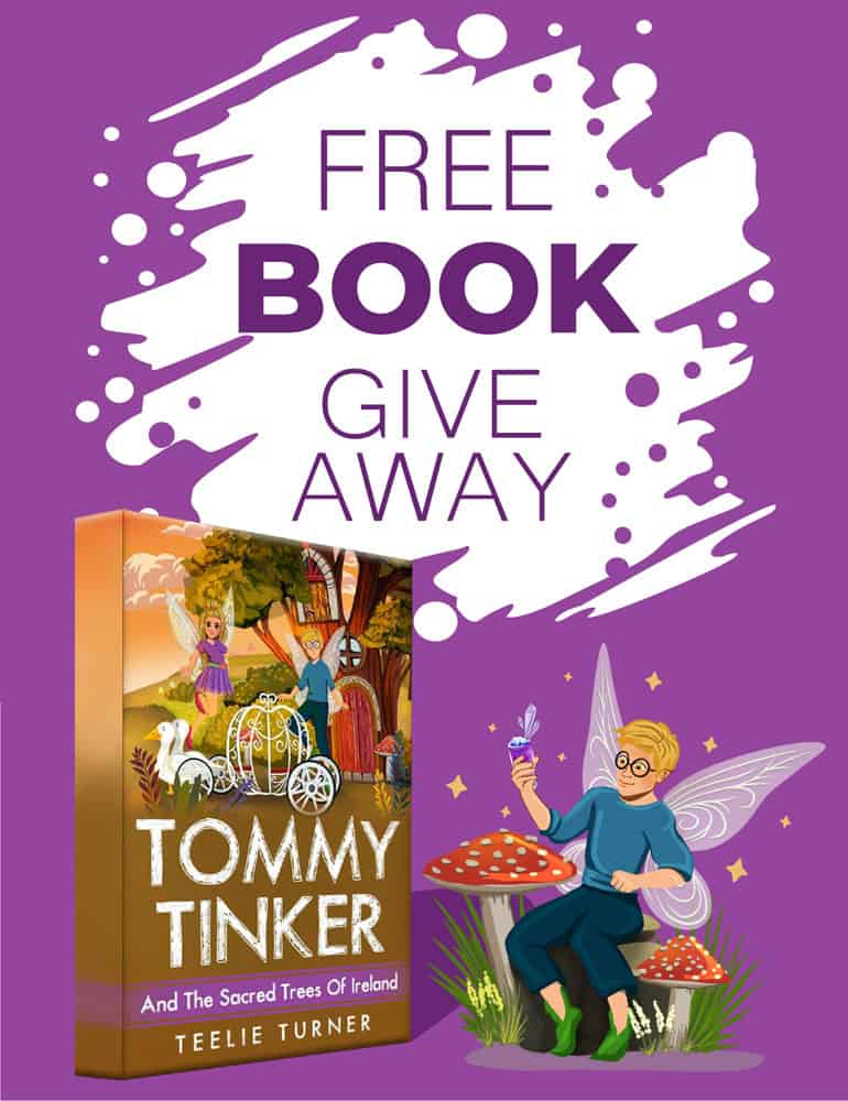 giveaway tommy ireland