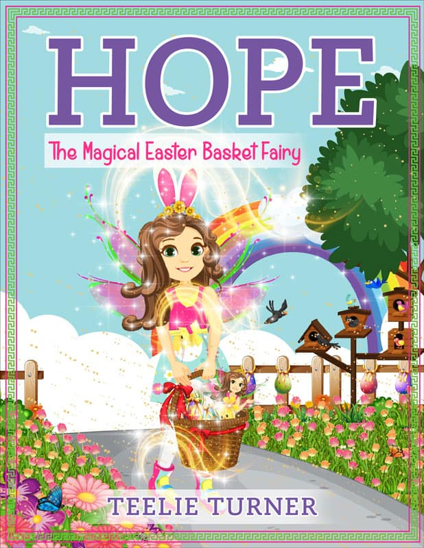 hope the magical easter basket fairy