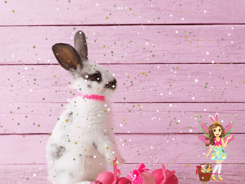 hope and easter bunny
