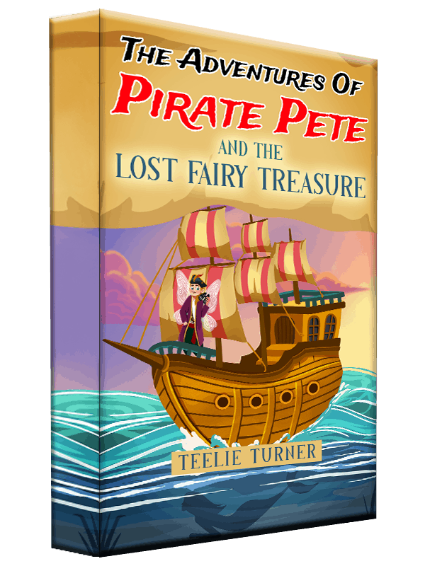 pirate pete book