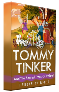 tommy tinker and the sacred trees of ireland book 3d