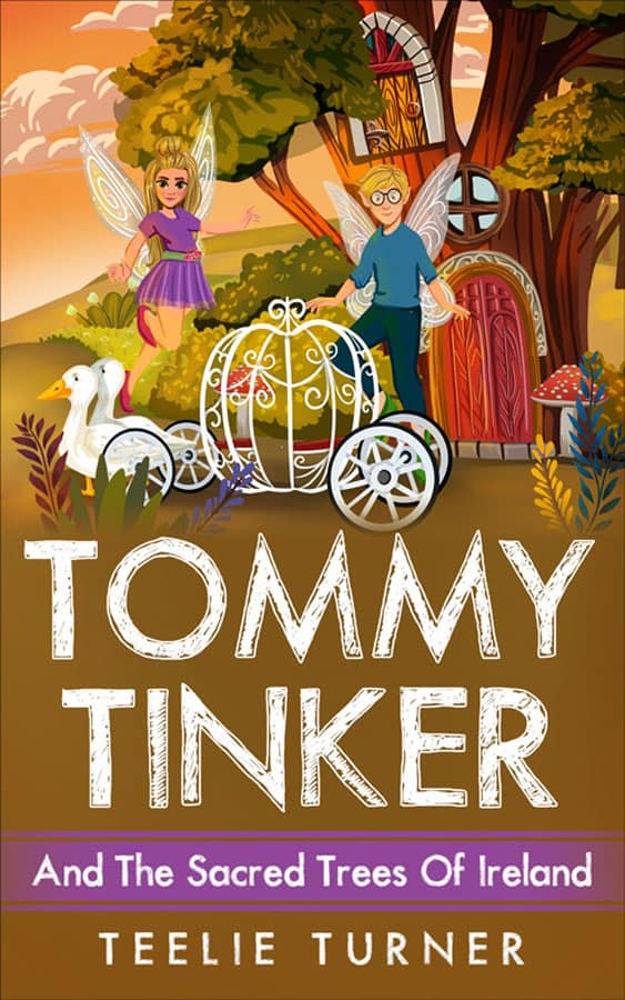 tommy tinker the sacred trees of ireland