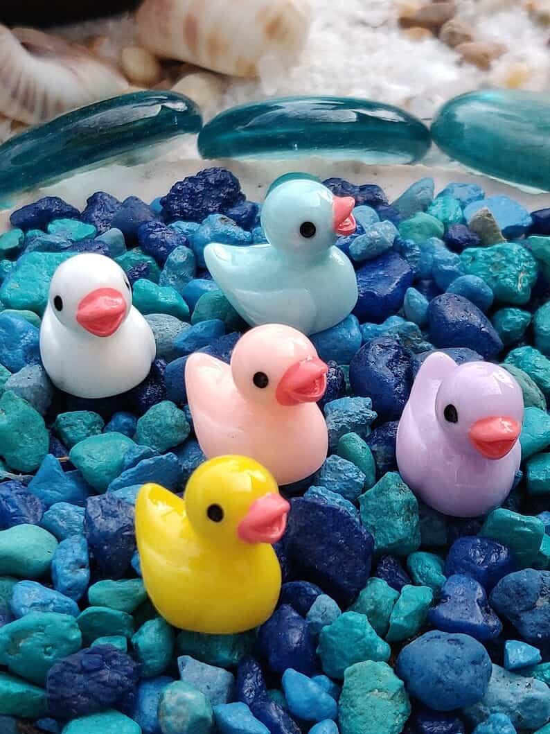 Pastel Duckies