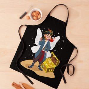 pirate pete and the lost fairy treasure apron