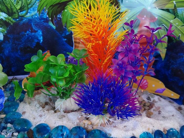 mermaid fairy garden plants, miniature