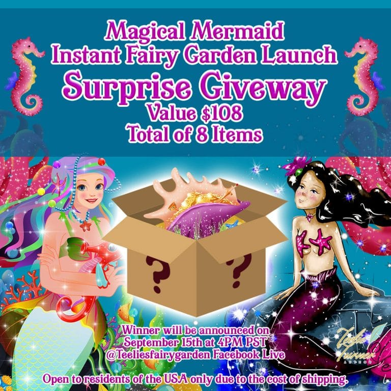 mermaid ifg giveaway