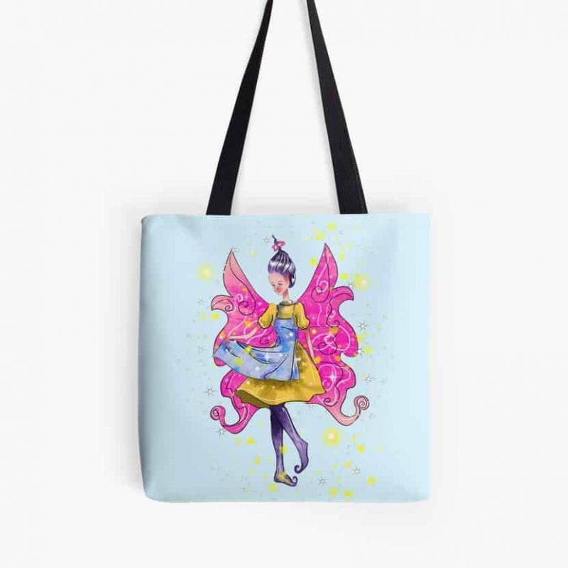 Abella The Apron Fairy™ Tote Bag