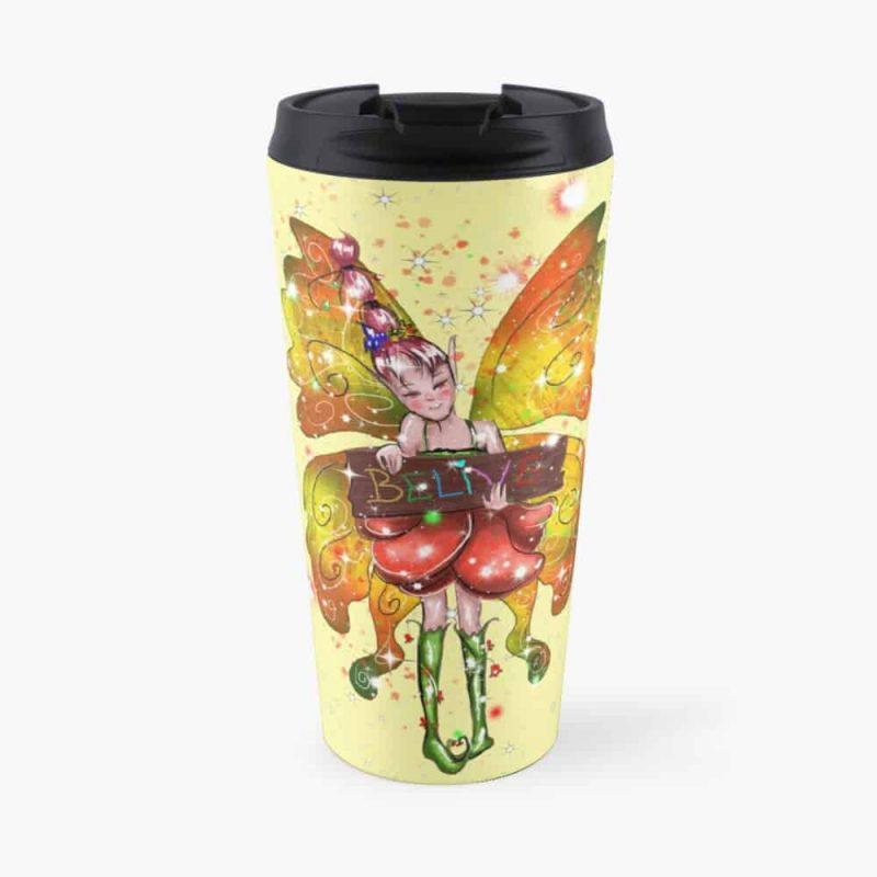 Betsy The Believe Fairy™ Travel Mug