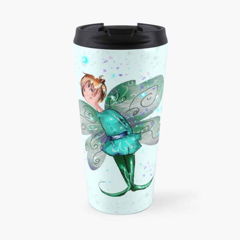 Brokk The Boy Fairy™ Travel Mug