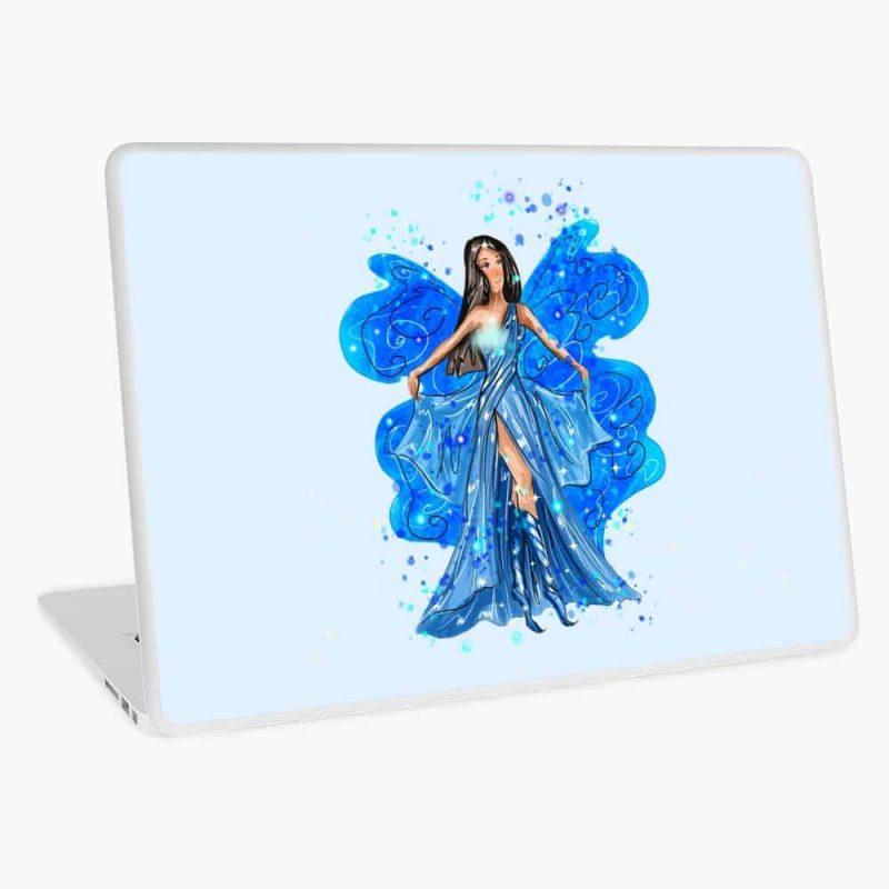 Caselia The Collector Fairy™ Laptop Skin