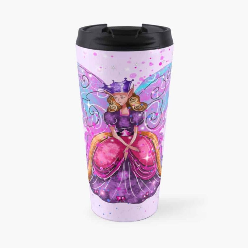 Evis The Enchanted Fairy™ Travel Mug