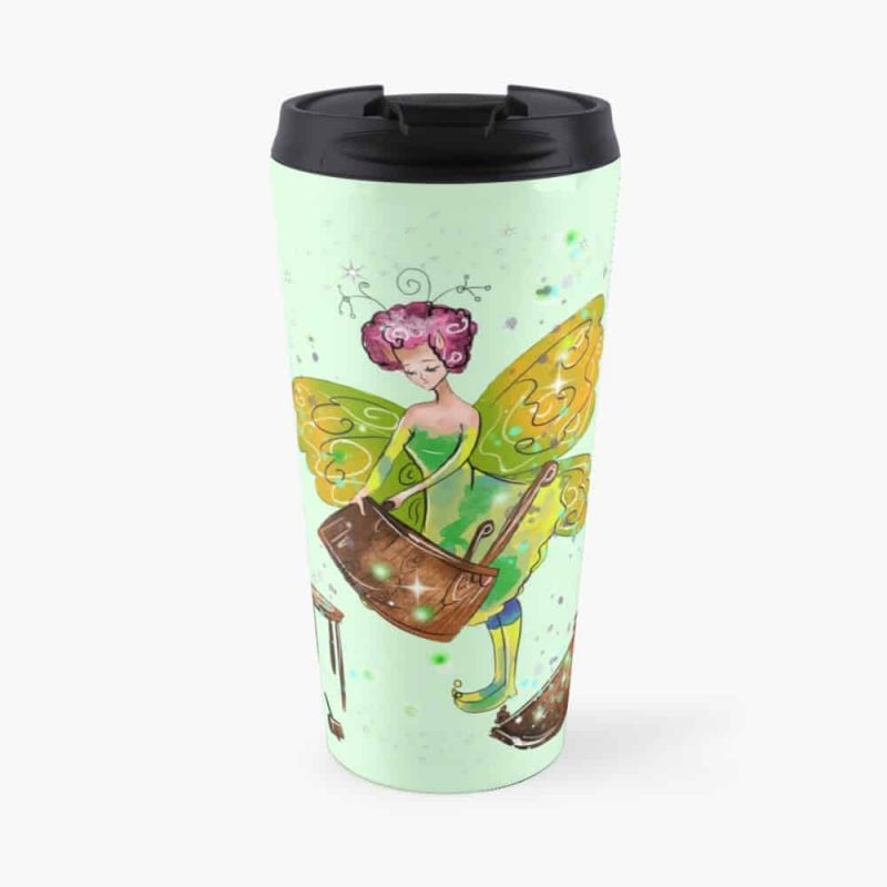 Fala The Furniture Fairy™ Travel Mug