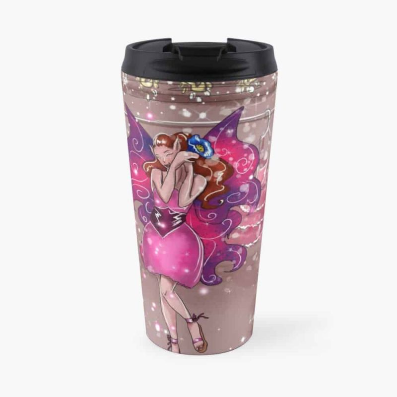 Fanoza The Fancy Kit Fairy™ Travel Mug