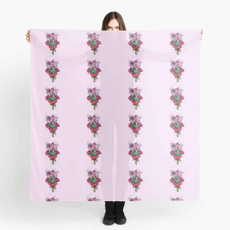 Felicitae The Flower Fairy™ Scarf