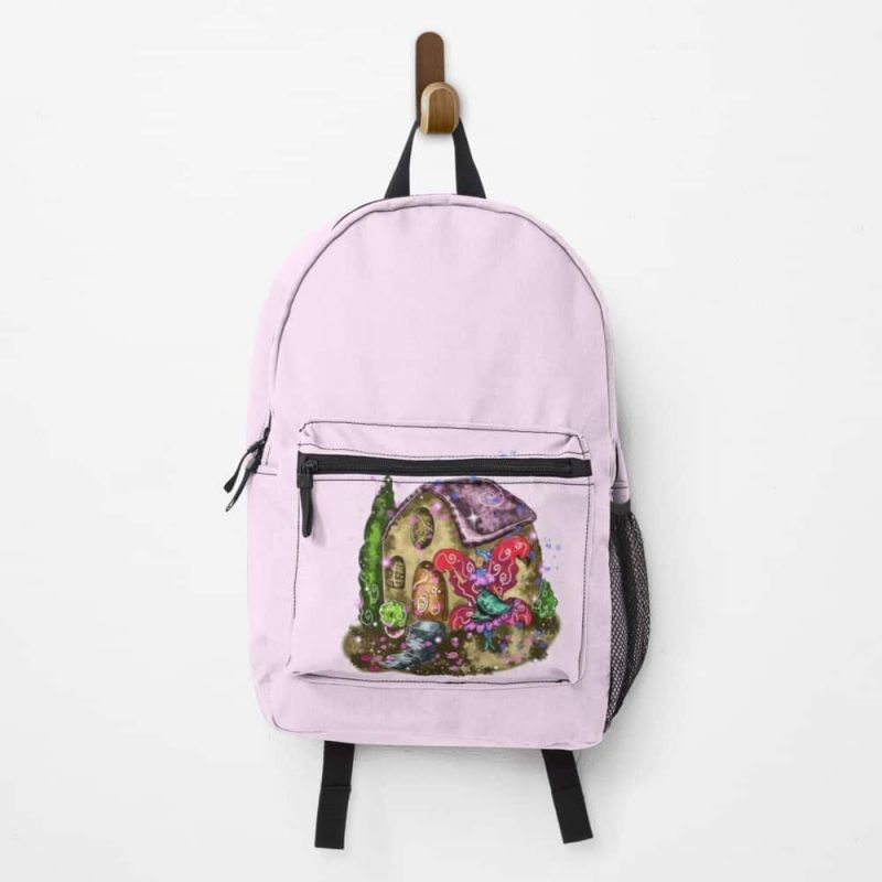 Heidifoo The Hypertufa House Fairy™ Backpack