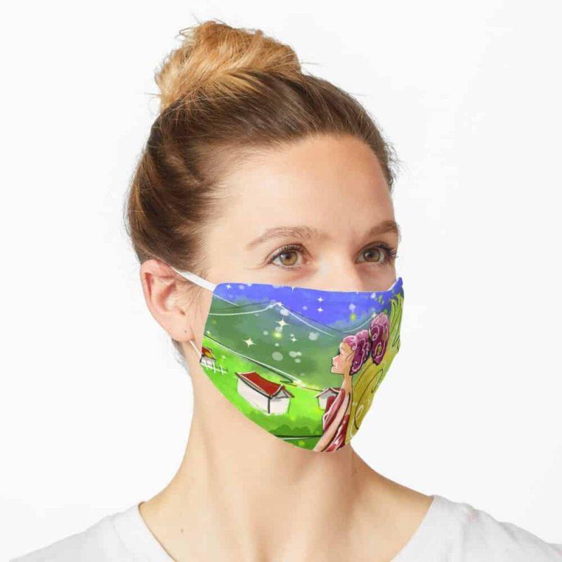 Lavinna The Landscape Fairy™ Mask